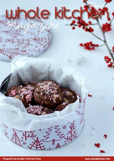 Especial Navidad en la revista online de cocina Whole Kitchen nº 13