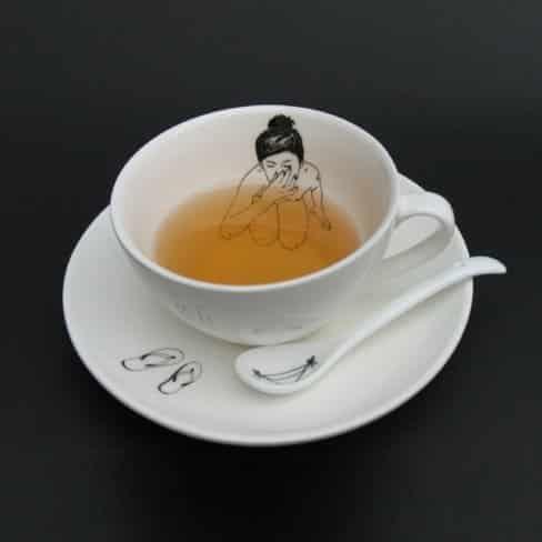 20 originales tazas para tomar t o caf la cocina for Tazas para te