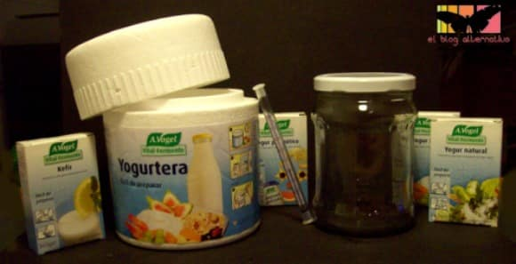 Yogurtera kefir