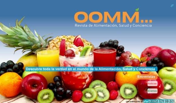 OOMM… revista online de alimentación, salud y conciencia