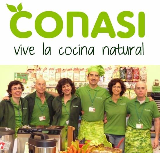 """""""Para nosotros la cocina natural es comer lo menos alejado posible de la naturaleza"""". Entrevista a las creadoras de CONASI"""