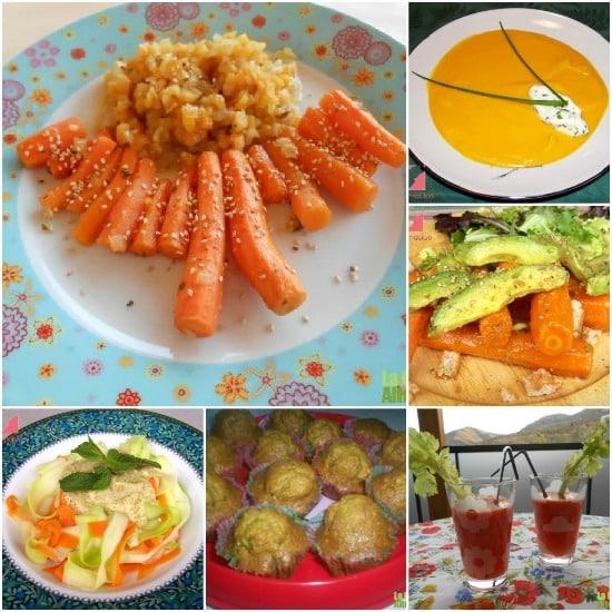 13 motivos para comer zanahorias y más