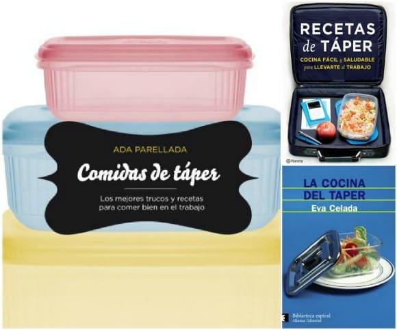 OPERACIÓN FIAMBRERA: consejos, libros de recetas y guía para comer en el colegio comida de casa