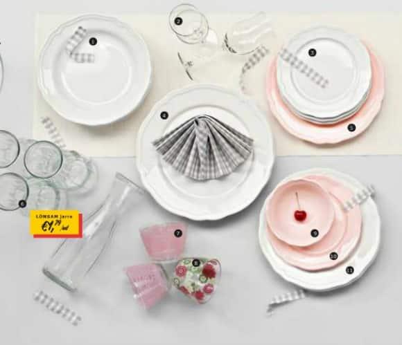 Nuevas vajillas de ikea simplicidad y estilo la cocina - Vajillas de cocina ...