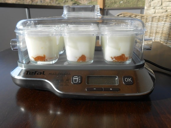 Tefal Multi Delices - Robot de postres lacteos