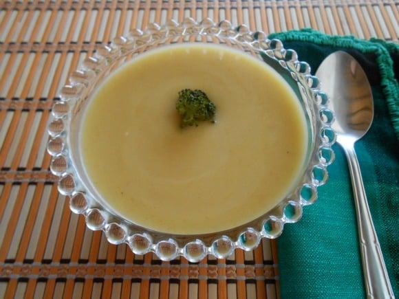 Receta de crema de calabaza con leche de coco y curry