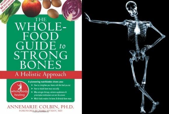 Cocina con alimentos integrales para fortalecer tus huesos