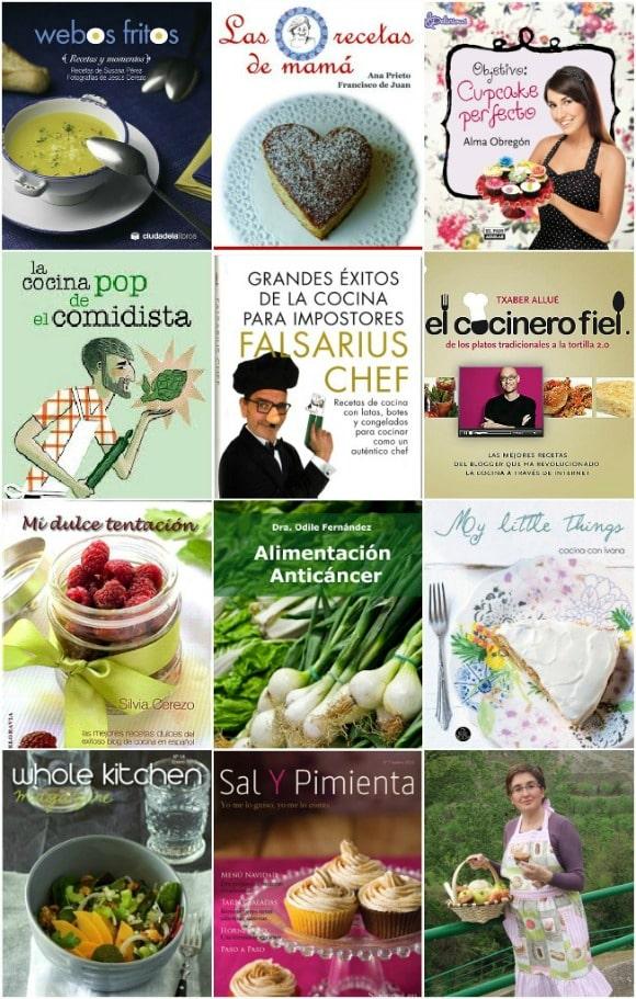 libros blogueros de cocina