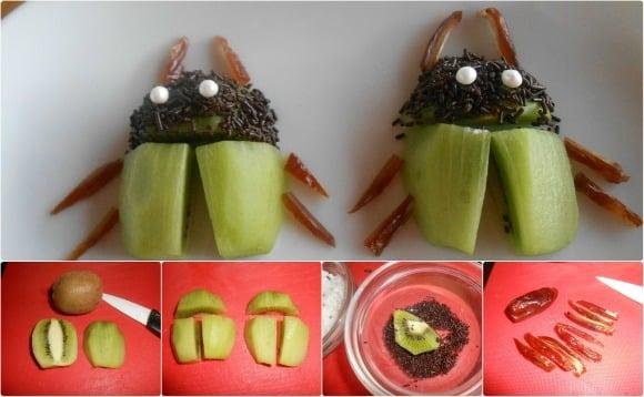 escarabajos kiwis