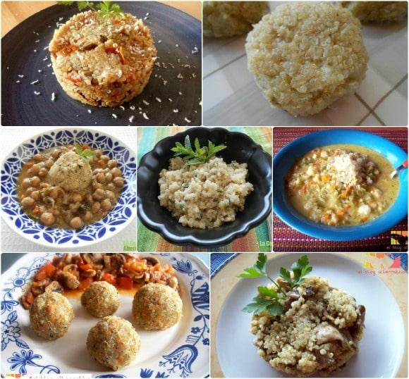recetas quinoa