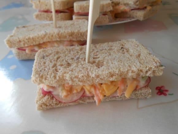 sandwich pepino