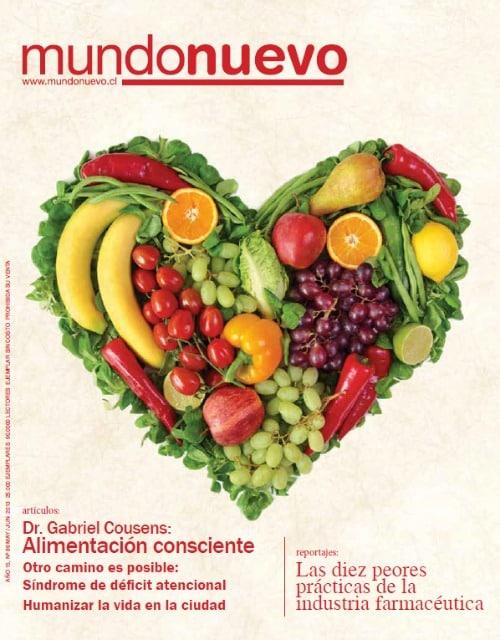 La alimentación viva, consciente y espiritual del Dr Cousens