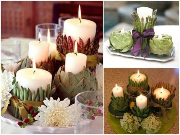 esparragos-alcachofas-velas