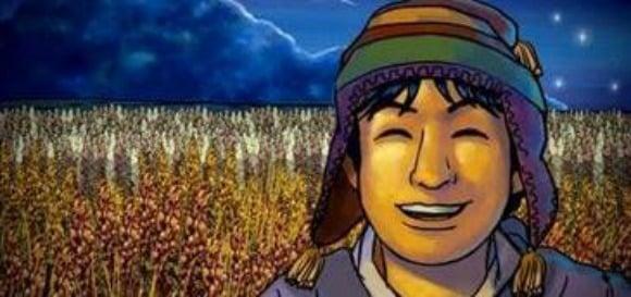 leyenda quinoa