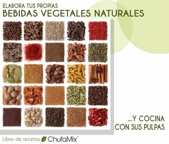 recetario chufamix
