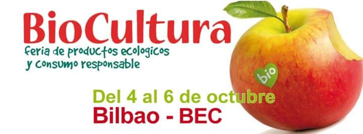 biocultura bilbao sorteo entradas