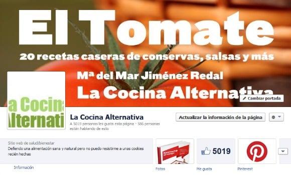 Lo alternativo crece en la cocina. Más de 5.000 seguidores y subiendo…