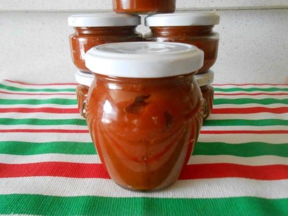 conserva ketchup