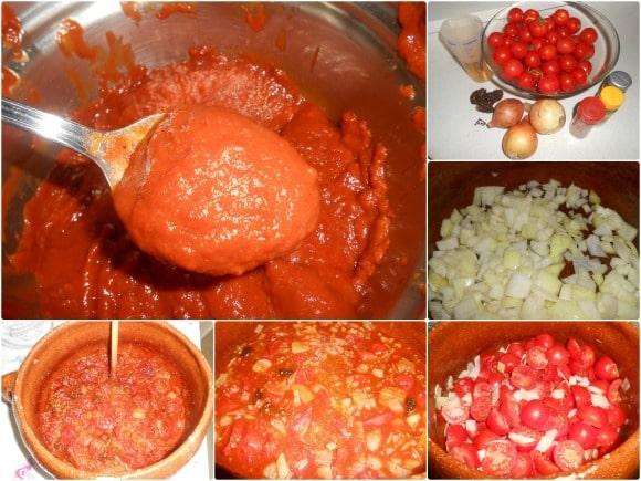 ketchup pasos