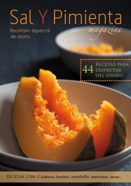 Sal y Pimienta: revista online de cocina especial otoño