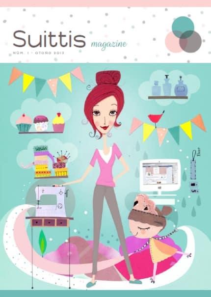 Suittis: nueva revista online de creatividad y actividades hogareñas