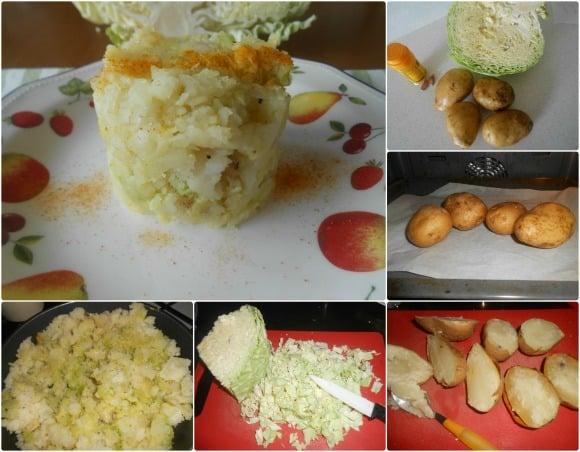 col con patatas