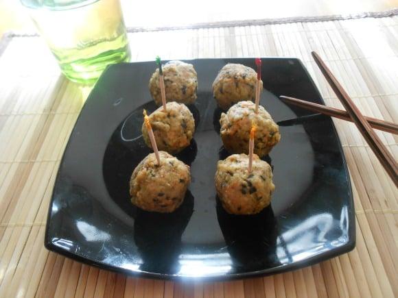 Receta de croquetas de tofu aromático y zanahorias