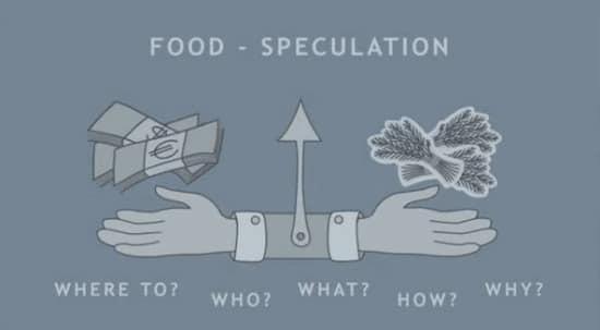 especulacion alimentos