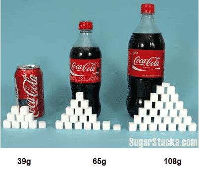 cocacola azucar