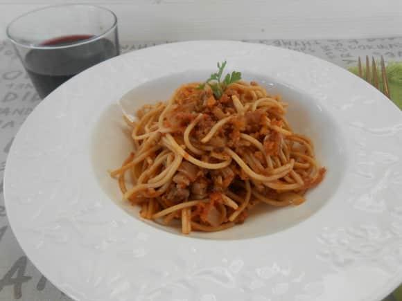 bolognesa vegetariana