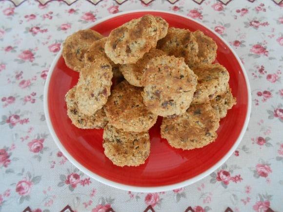 cookies rojas