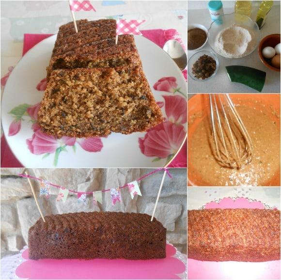 CALABACIN CAKE