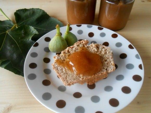 Receta de dulce de higos con canela y Moscatel