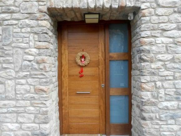 puerta corona