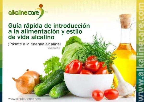 Guía alimentación alcalina