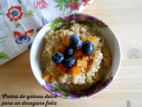 crema quinoa
