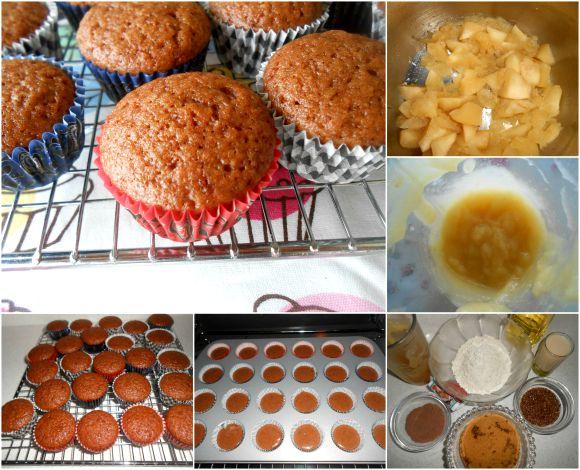 cupcakes chocolate veganos