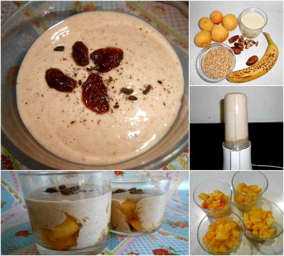 porridge sarraceno pasos