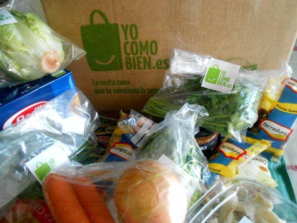 """""""Yo como bien"""": la caja para que cocines casero y fácil"""