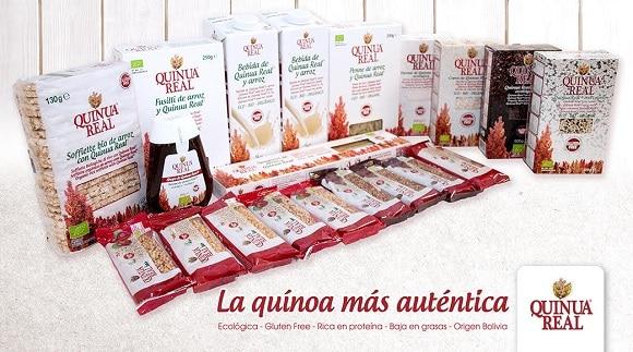 Sorteo lote Quinua Real