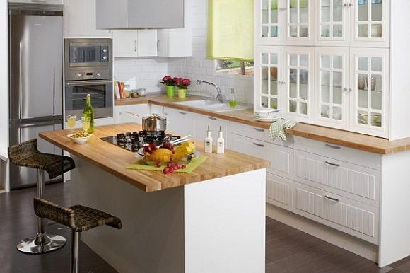 Lo que hay que tener en cuenta para dise ar o reformar tu - Reformar cocina pequena ...