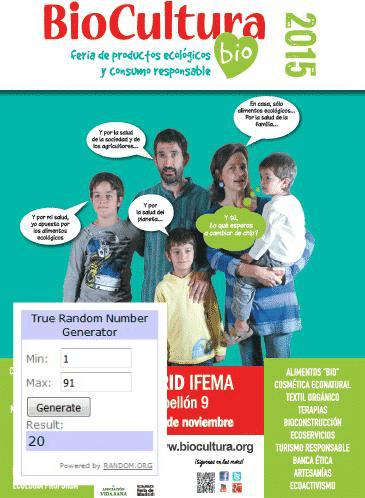 Ganadores BIO LCA MAD 2015