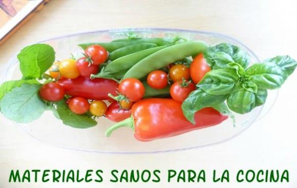 Materiales sanos para la cocina