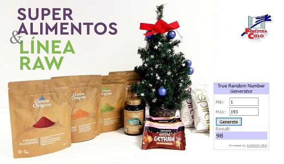 Ganadores Sorteo-lote-navidad-superfoods