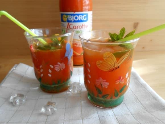 coctel zanahoria bjorg