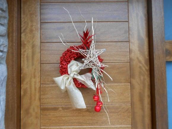 corona navidad 2015 a