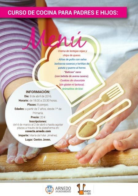 cocina padres e hijos 8 abril 2016