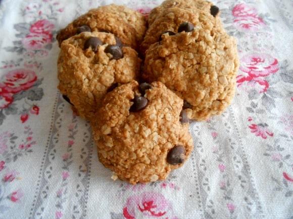 cookies avena sarraceno