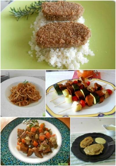 seitan recetas
