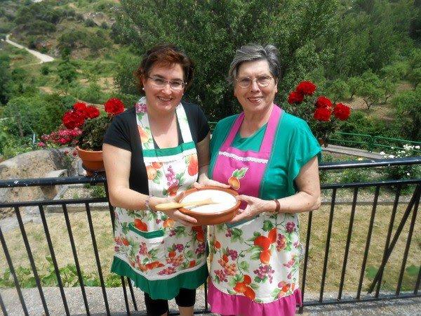 Cocinar con nuestras madres